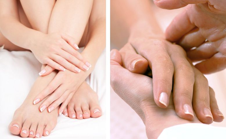 Soins Mains Pieds Ongles - L'institut de Lydie - Montgiscard